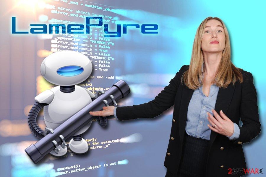 LamePyre malware