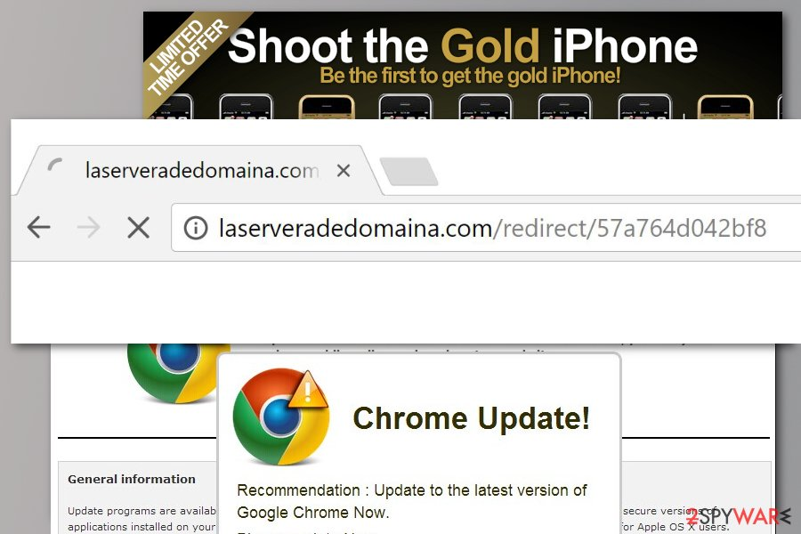 Remove Laserveradedomaina com (Removal Guide) - Sep 2019 update