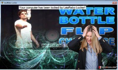 The image of LetoRebo virus