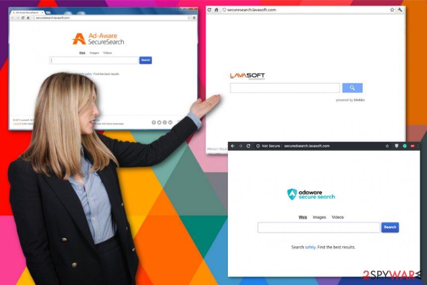 Securedsearch.lavasoft.com virus