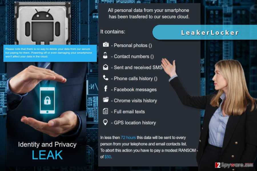 The picture of LeakerLocker