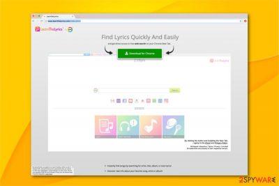 Learnthelyrics.com image