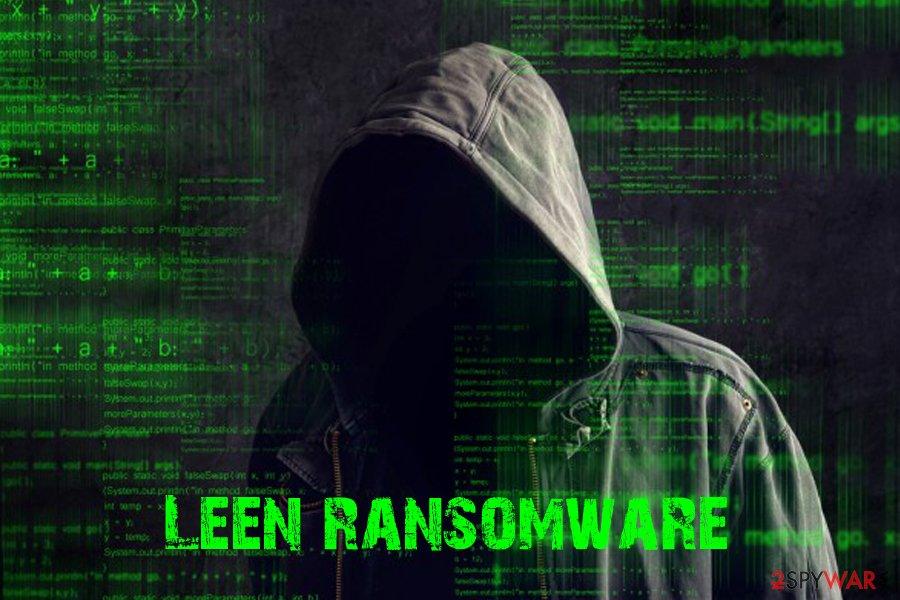 Leen ransomware
