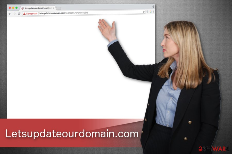 Letsupdateourdomain.com illustration