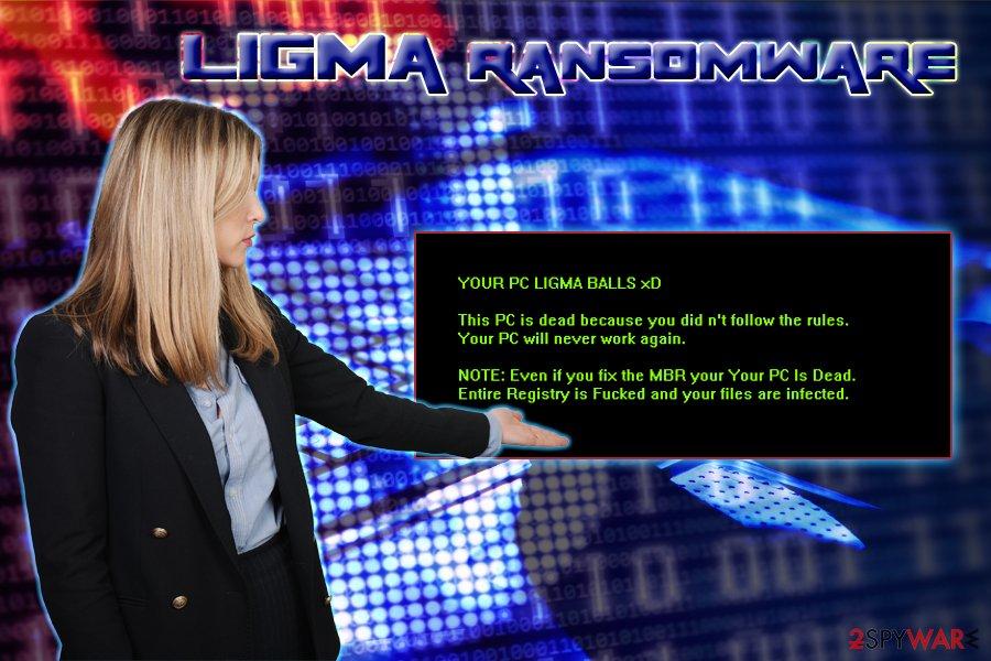 LIGMA virus