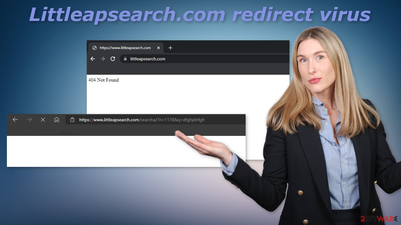 Littleapsearch.com redirect virus