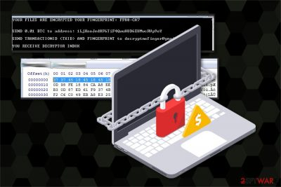 LittleFinger ransomware