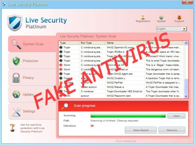 Live Security Platinum