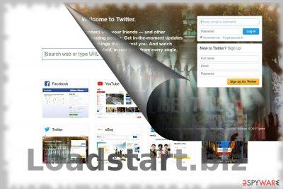 The picture of Loadstart.biz