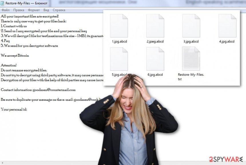 LockBit ransomware virus