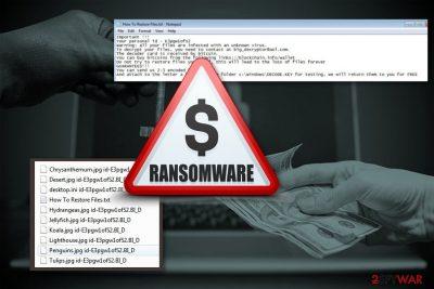 LockCrypt 2.0 ransomware