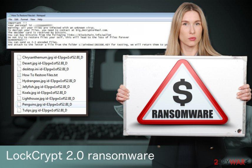 LockCrypt 2.0 virus
