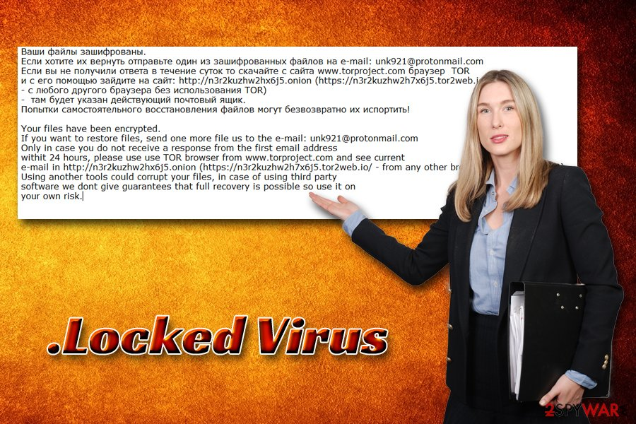 .Locked ransomware