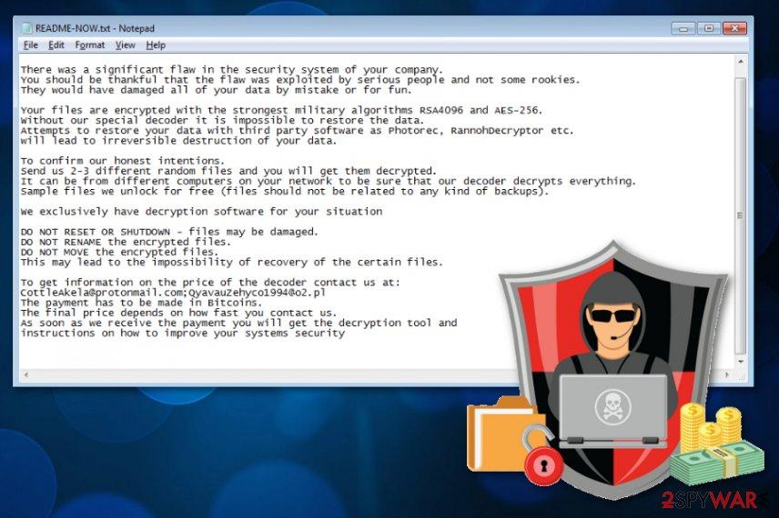 Image result for LockerGoga ransomware