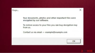 Lockz ransomware