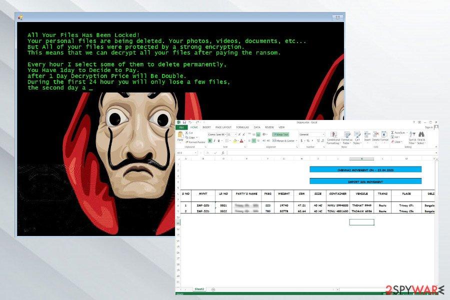 LokiBot info stealer