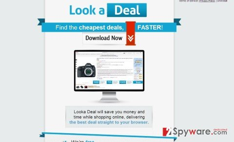 Ads by Looka Deal snapshot