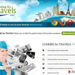 LookingForTravels virus