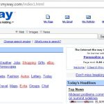 LotteryStream Toolbar search