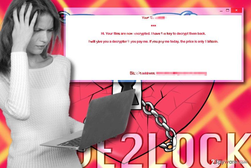 Love2Lock ransomware