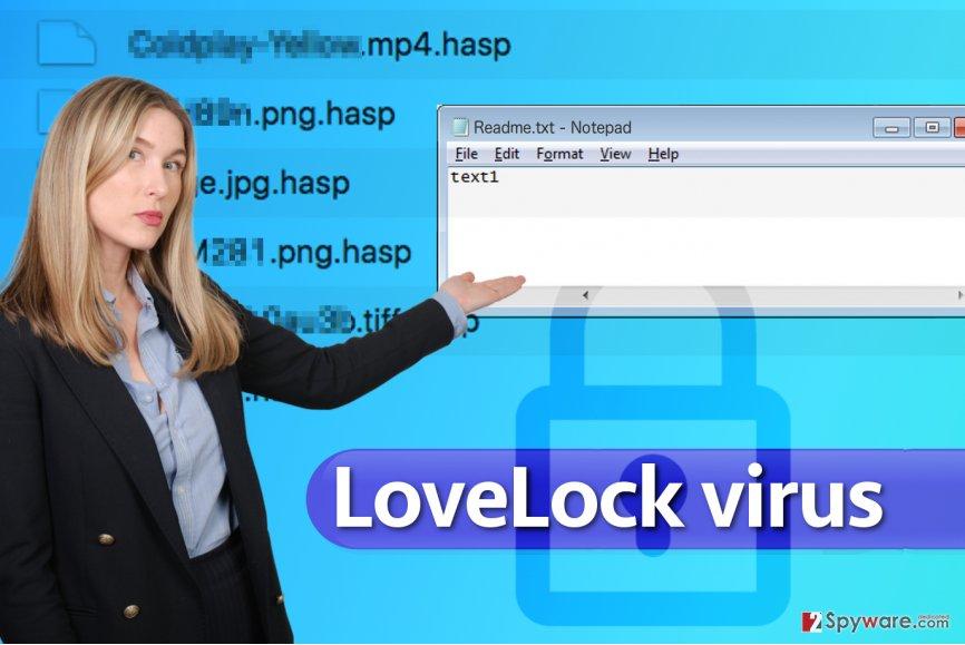 LoveLock virus
