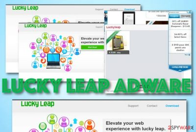 Lucky Leap virus