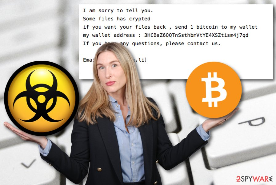 Lucky ransomware