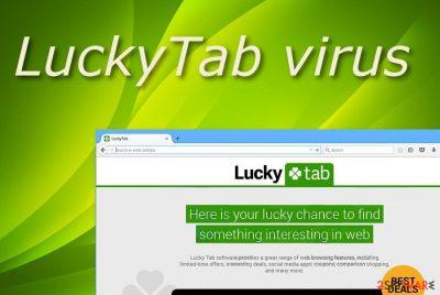 LuckyTab virus