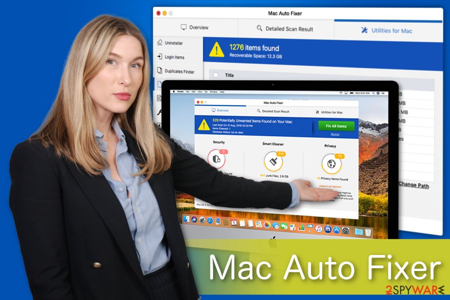 Mac Auto Fixer illustration