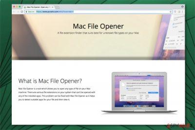 Mac File Opener image