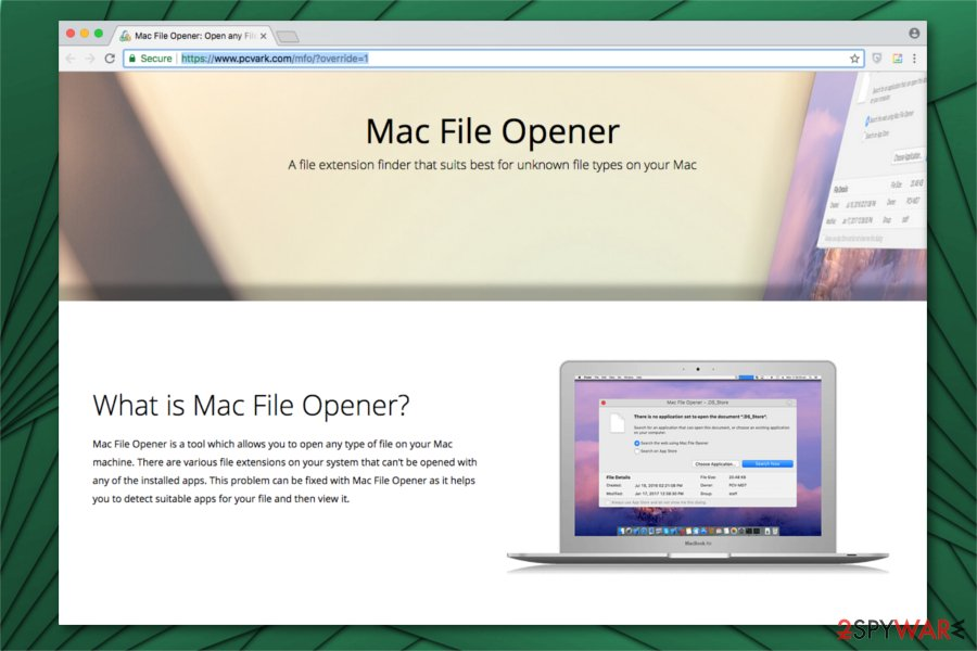 Mac File Opener image