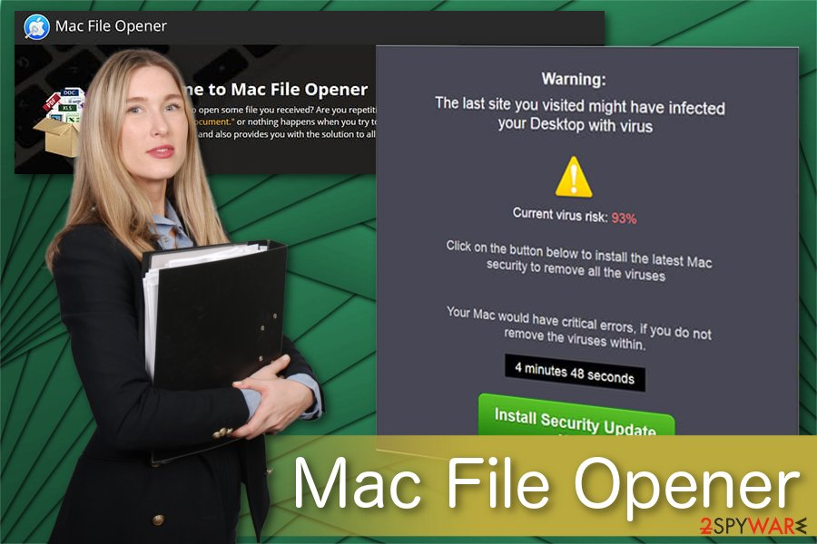 Mac File Opener illustration