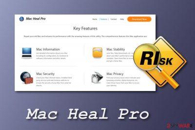 Mac Heal Pro system tool