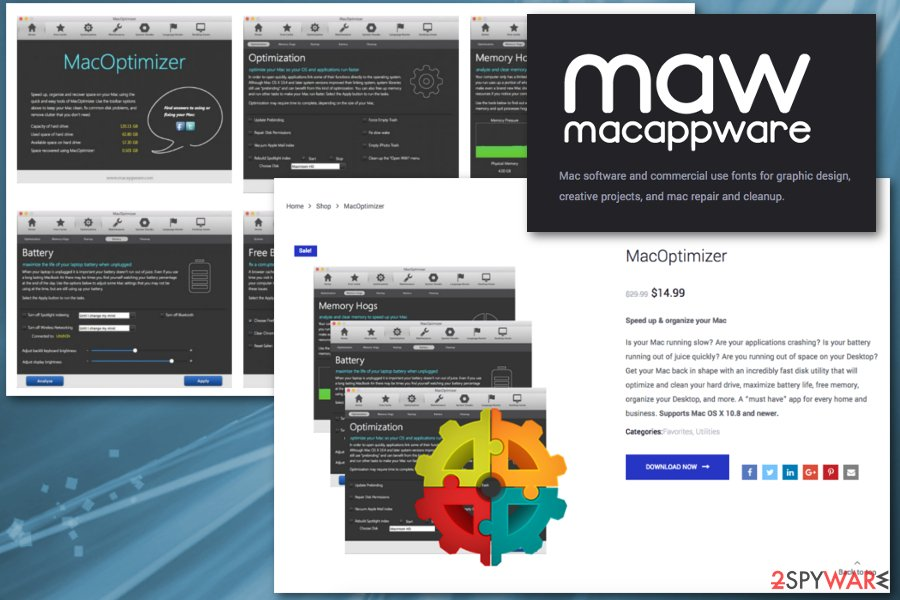 Mac Optimizer virus