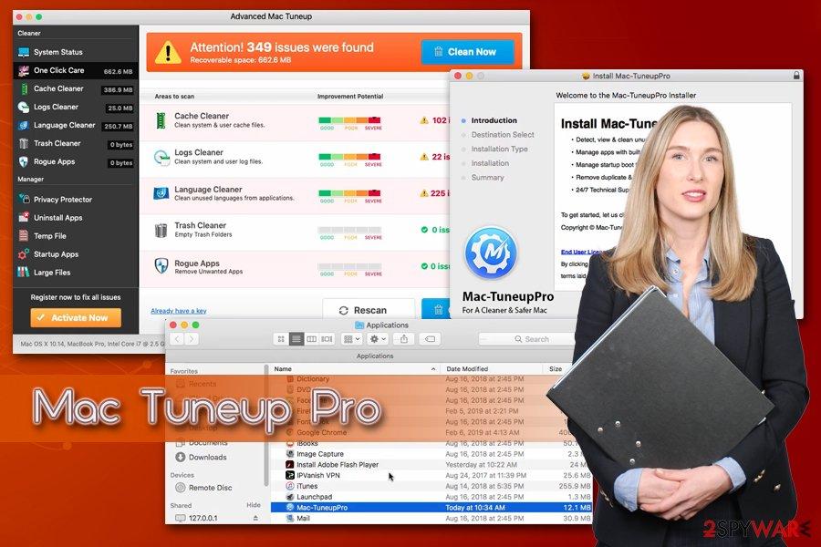 Mac Tuneup Pro scam