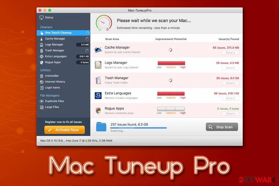 Mac Tuneup Pro