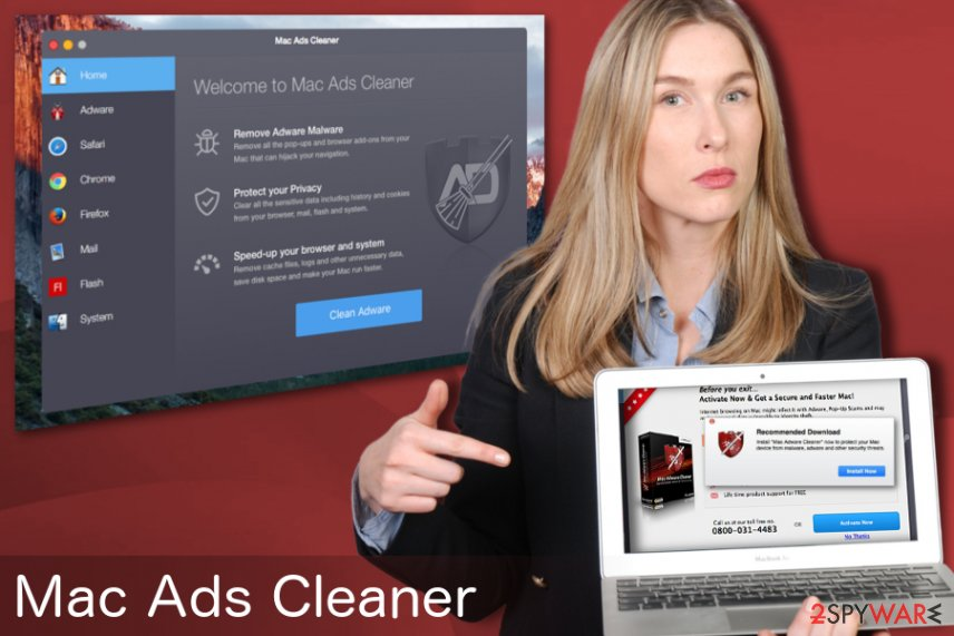 Mac Ads Cleaner virus