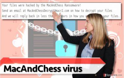 MacAndChess ransomware virus