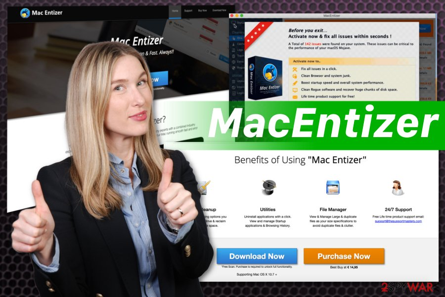 Mac Entizer virus
