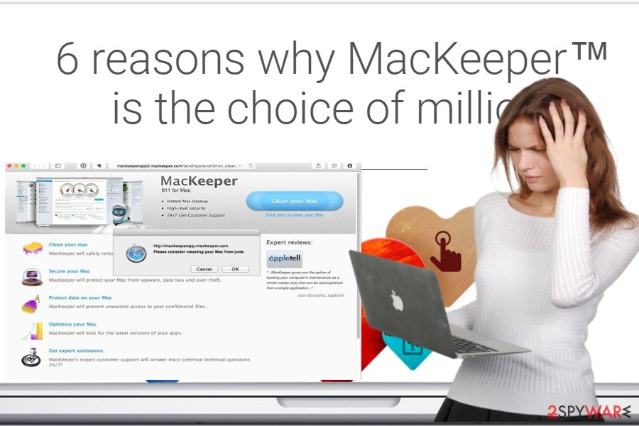 Remove MacKeeper pop-up ads (Removal Guide) - updated Sep 2019