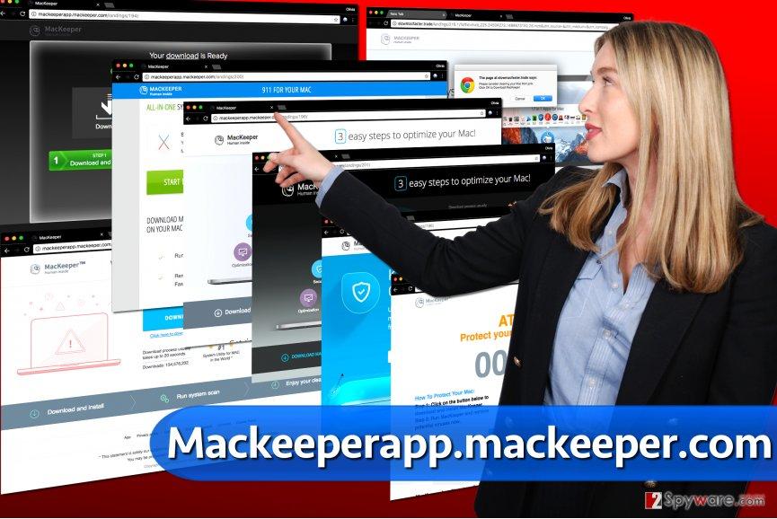 Mackeeperapp.mackeeper.com virus