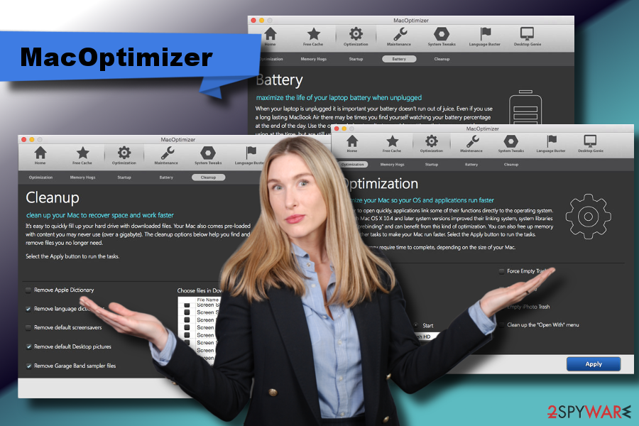 Mac Optimizer