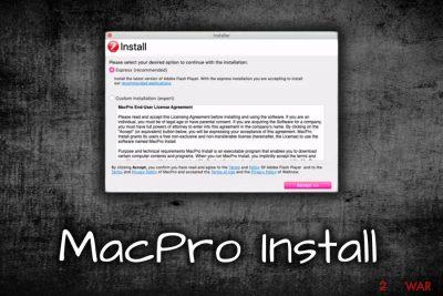 MacPro Install