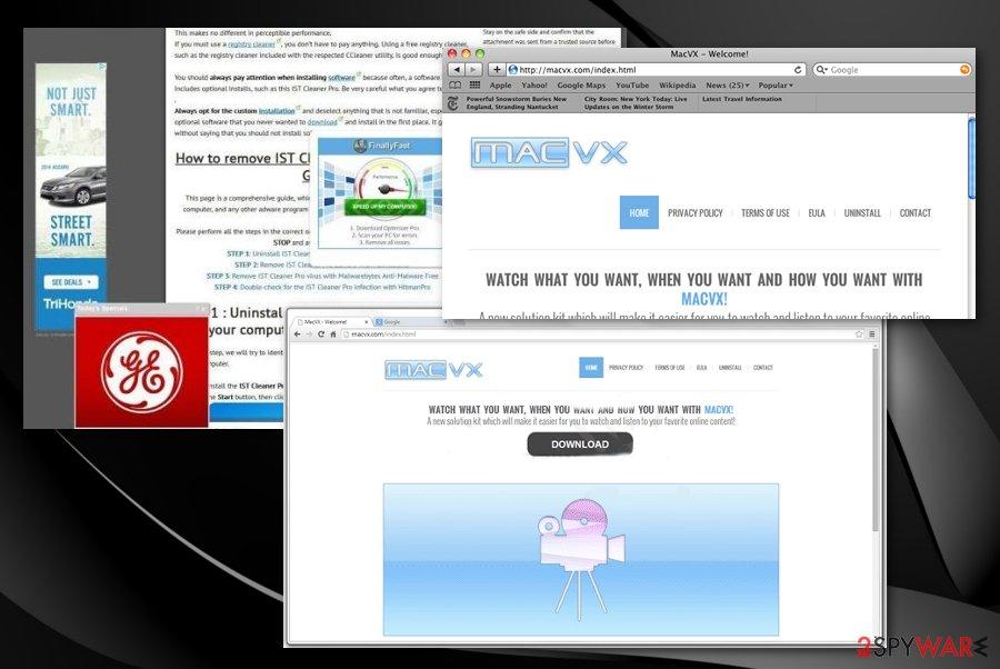 MacVX virus