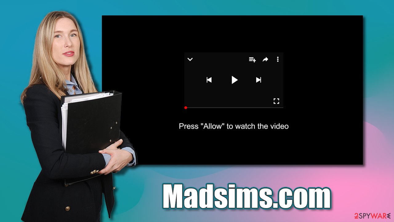 Madsims.com notifications