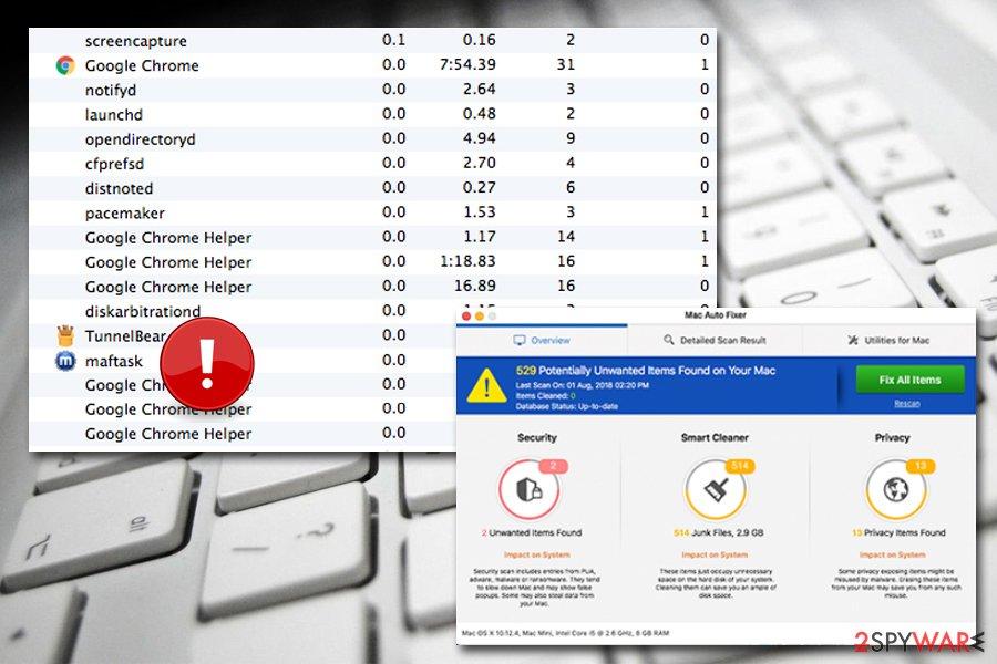 Maftask part of Mac Auto Fixer