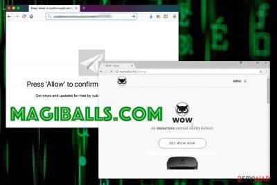 Magiballs.com