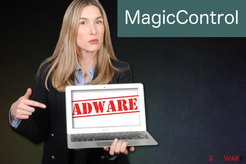 MagicControl adware
