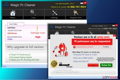 Magic PC Cleaner software