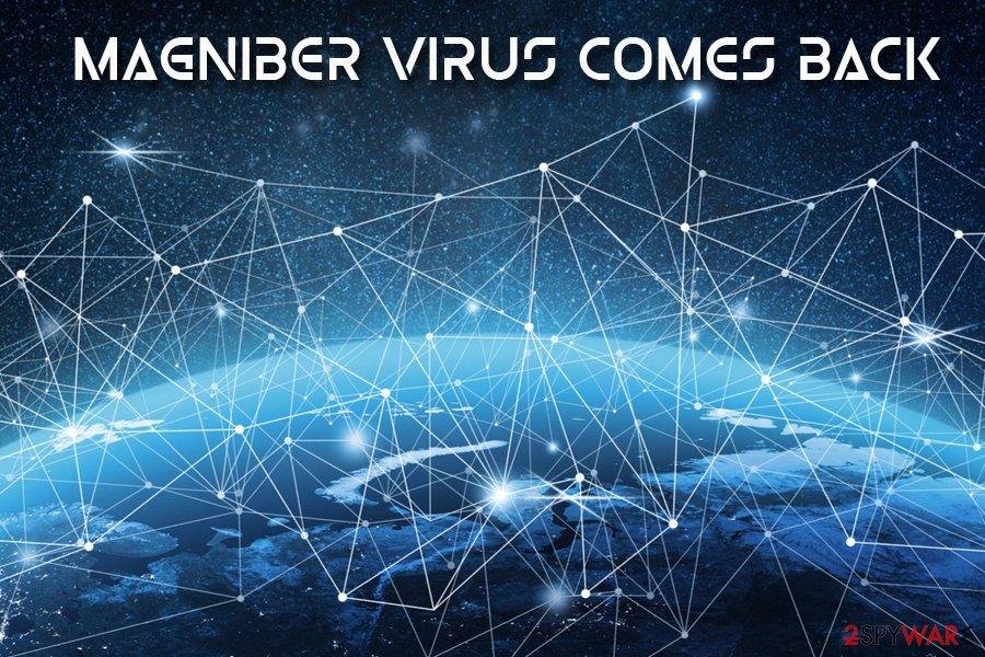 Magniber ransomware comes back stronger